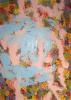 Tourbillon - Acrylique sur toile - 257 x 177 cm - 2013