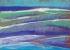 Mer 1 - Crayon Conté - 42 x 29,7 cm
