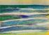 Mer 3 - Crayon Conté - 42 x 29,7 cm
